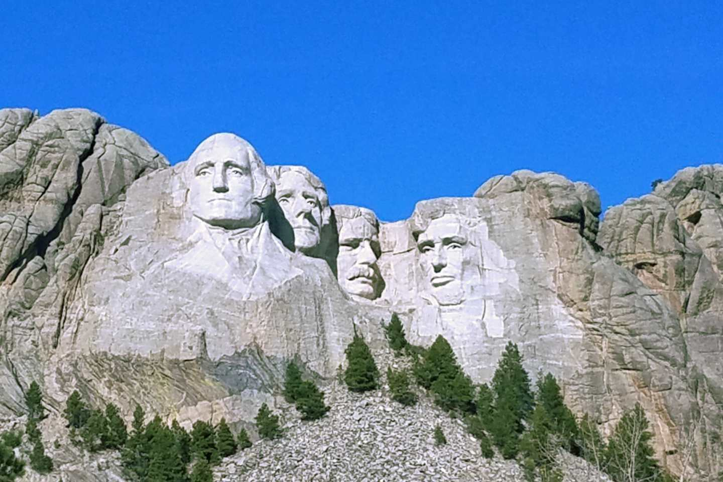 Tour of Mount Rushmore